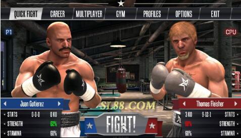 寻找最强硬汉沙龙电游TTG电子游戏《搏击战士》